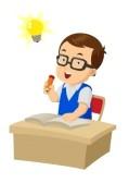 24072010-ilustracion-de-dibujos-animados-de-un-nino-estaban-estudiando