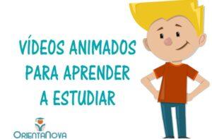 Vídeos técnicas de estudio para niños