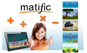 Matific. Actividades online de matemáticas