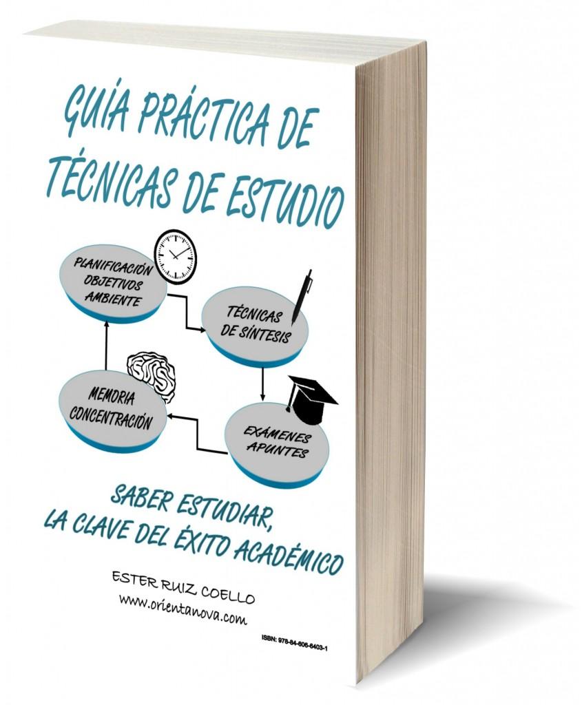 Guía práctica de técnicas de estudio. OrientaNova