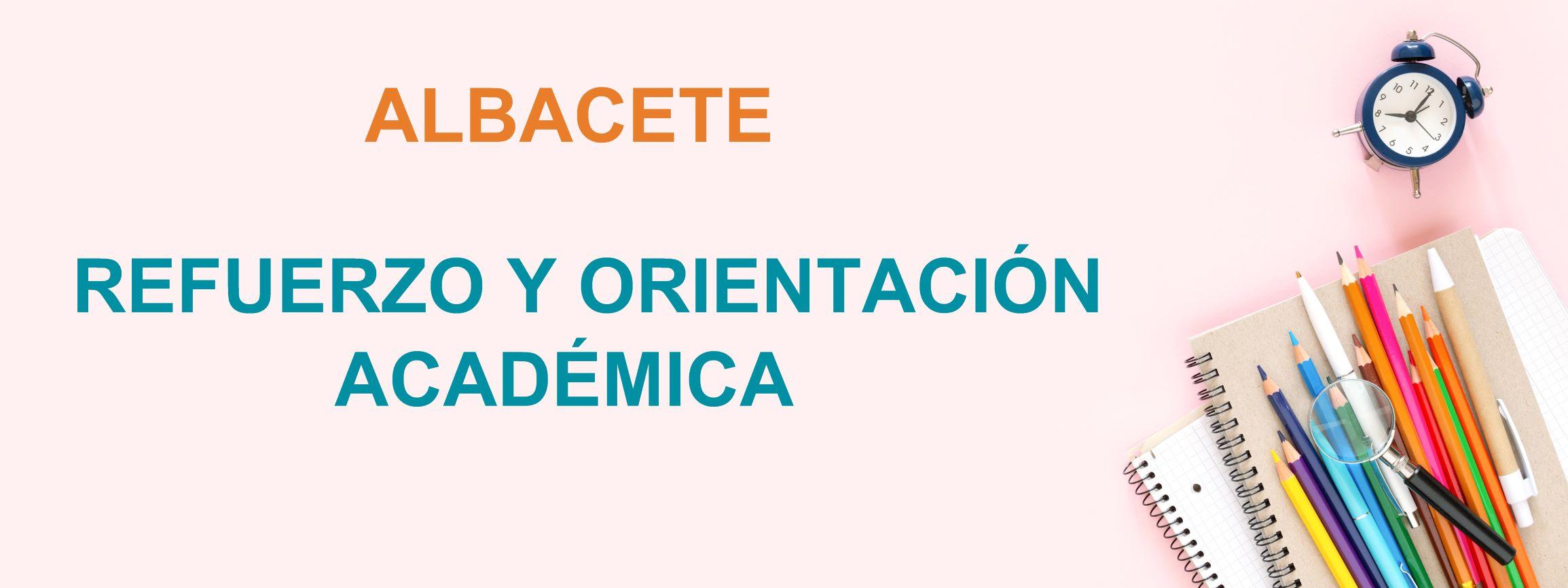 orientación académica albacete