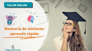 Taller: Memorización rápida y eficaz para estudiantes